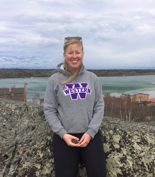 Joelle Langford - Joelle is pursuing her M.Sc. at Western University. She is generating a permafrost plateau model using FEFLOW to simulate thaw and its interactions with groundwater.